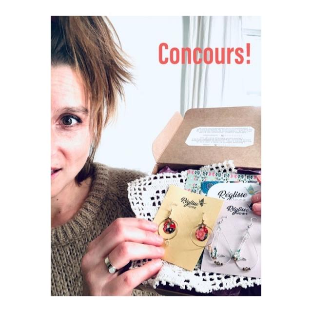 [ concours cloturé] Vous avez envie de vous envelopper de l'esprit de Noël? Vous souhaitez gâter vos proches en leur offrant des produits artisanaux, conçus en petite série et avec beaucoup d'amour? —-> j'ai ce qu'il vous faut! - Tentez de remporter la paire de boucles d'oreilles origamis @reglisse__menthe de votre choix! Vous choisirez la paire que vous préférez dans son eshop! - Pour participer, c'est simple! 🌸 Suivez nos 2 comptes @reglisse__menthe et @julie_lab30 🌸Laissez un commentaire sous cette publi en invitant des amis! 🌸Partagez en story si ça vous chante!😃 - Le jeu est ouvert à la France métropolitaine jusqu'au vendredi 20 novembre 16h30! - Bonne chance à toutes!