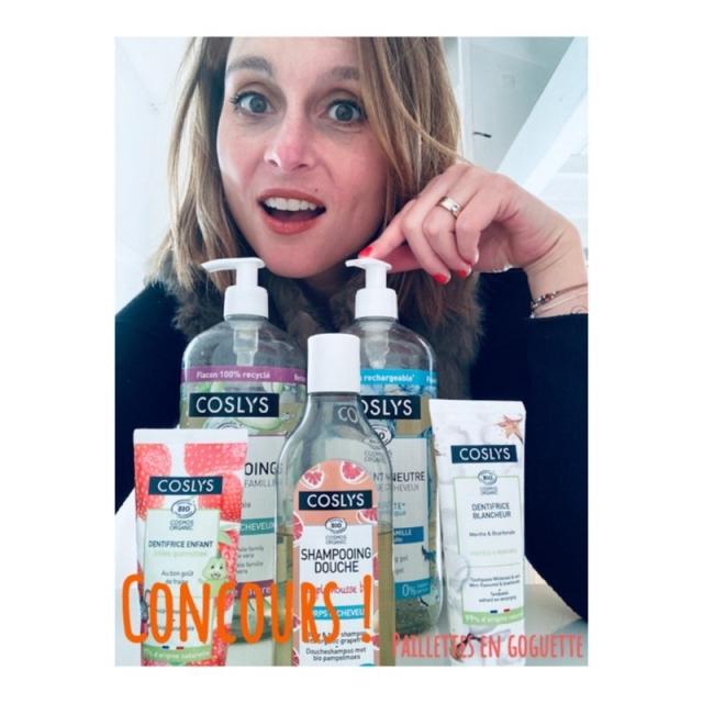 🧚♂️Tentez de remporter un produit @coslys.fr de votre choix parmi ceux-ci: - un gel l'avant neutre 1L - un shampoing doux 1L - un shampoing douche au pamplemousse  - un dentifrice enfant à la fraise - un dentifrice blancheur à la menthe  ——————————————— Pour PARTICIPER? 🧚♂️Abonnez vous à @coslys.fr et à @julie_lab30  🧚♂️Laissez un commentaire sous ce post en précisant pour quel produit vous jouez 🧚♂️Invitez 2 amis à participer (vous pouvez jouer autant de fois que vous le souhaitez) 🧚♂️Partagez la publi en story! ——>jeu réservé à la France métropolitaine. Il prend fin vendredi 15 à minuit! 💋💋💋💋